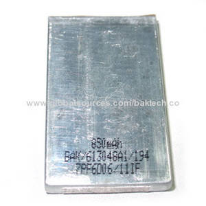 Wholesale battery cell: 613048a1 Battery Cell