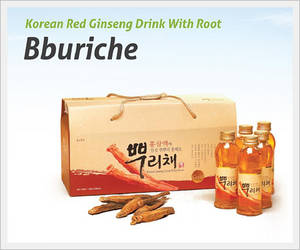 Wholesale korean red ginseng extract products: Korean Red Ginseng Drink with Root