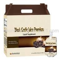 Sell natural black garlic juice from Korea