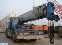 Sell used tadano terrain crane 50 ton year 1996