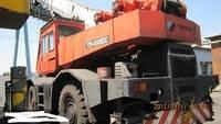 Used Tadano 40 Ton Terrain Crane TR400EX