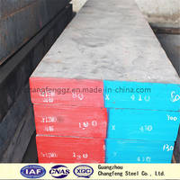 Sell Hot Rolled Plate Plastic Mould Steel (Nak80, P21)