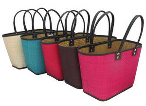Wholesale seagrass: Palm/ Seagrass Baskets