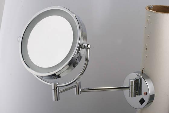 Wall-Mounted Makeup Mirror - Wall Mounted Makeup Mirror Roselawnlutheran