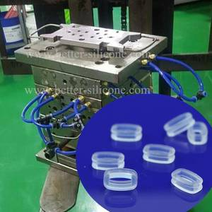 Wholesale liquid silicone rubber: Liquid Silicone Rubber Injection Molding for LSR Seal Gasket