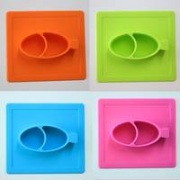 Baby Dinner Silicone Placemat