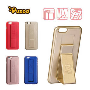 Wholesale Mobile Phone Housings: Luxury High Level Classic PUZOO Phone Protect Cover for Iphone 6/6s Plus 4.7