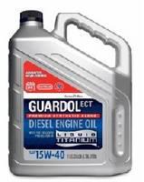 Sell Guardol Ect Titanium Diesel Engine Oil