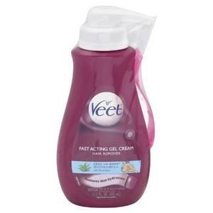 Wholesale Hair Removal Cream: Veet Gel Cream Pump Sensitive Formula Hair Remover