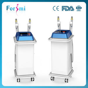 Wholesale makeup machine: Thermagic RF Microneedle Machine with Two Hanles