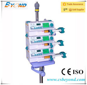 Wholesale ambulance: Ambulance Equipment Single Channel Syringe Pump with CE and ISO