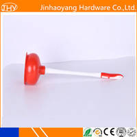 Durable Indexing Plunger for Toilet Blockage Removal
