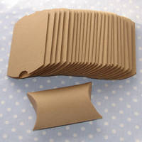 Small Paper Pillow Gift Boxes Wholesale 5