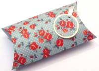 Small Paper Pillow Gift Boxes Wholesale 8