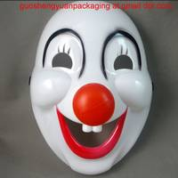 Cute Clown Children Carton Mask Bulk Wholesale in China