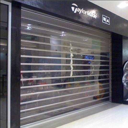 Sell Transparent Roller Shutter Door Id 9558070 Ec21