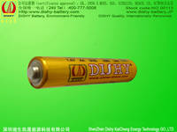 Aluminum Jacket LR6 AM3 AA Alkaline Battery