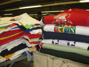 Wholesale clothing: Used Clothing Grade A Tropical Mix