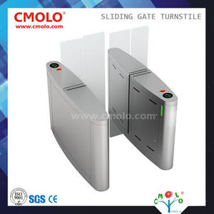 Wholesale stainless steel machinery equipment: Gate Turnstile (CPW-331EGS)
