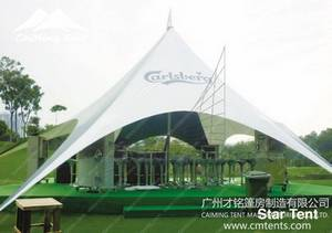 Wholesale Trade Show Tent: CaiMing Star Tents