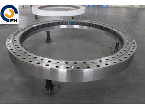 Wholesale Other Roller Bearings: Three-row Roller Slewing Ring Bearing