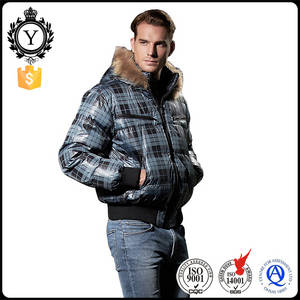 Wholesale Coats: 2016 Coutudi Turkey Stylish Hot Sale Mens Fur First Duck Down Trench Coat