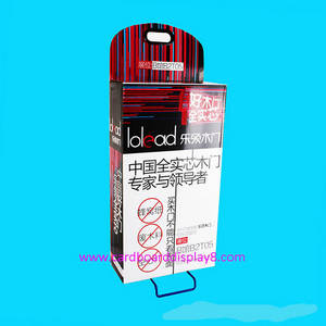 Wholesale Speciality & Promotional Bags: High Quality  Cardboard Trolley Box for Wooden Doors Promotion in Trade Show