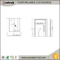 5.0inch LQ050W1LC1B TFT LCD