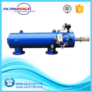 Wholesale sea water desalination system: Filtrascale CAF808LOPR Automatic Screen Backwash Filter