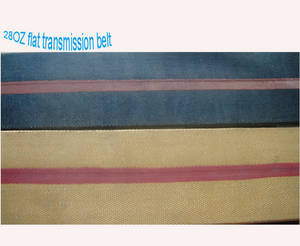 Wholesale transmission belt: Flat Transmission Belt
