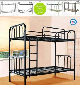 Wholesale bunk bed: Hotsale Army Bunk Bed,School Bed for Dornitory