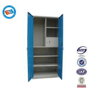 Wholesale used clothing dubai: Steel Door Clothes Cupboard Design Indian Bedroom Wardrobe Designs