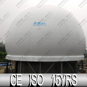 Wholesale Energy Projects: Biogas Holder