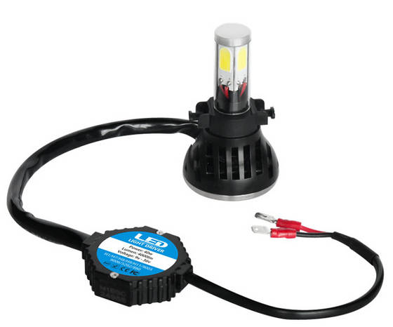 Auto Lighting System: Sell  New product of Led headlight 5202 Car styling High Power LED head lamp