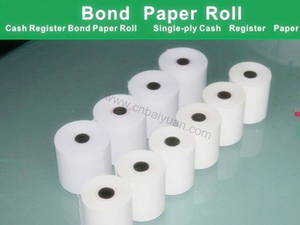 Wholesale Other Office Paper: Bond Paper Roll