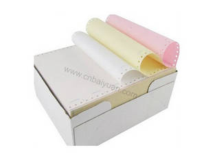 Wholesale Carbon Paper: Continuous Printing /Computer Printing Paper