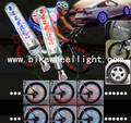 Sell hot spoke led light bicycle led light, bike led light