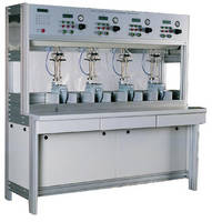 Pressure Loss Test Bench for Measuring Unit of Gas Meter