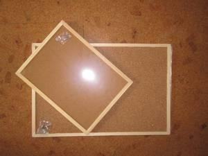 Wholesale bulletin board: Cork Notice Board 60x90cm