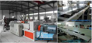 Wholesale transparent pvc sheet: PVC Transparent Sheet Production Line