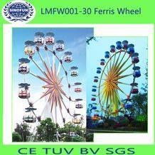 transmission tower: Sell  [Sinofun Rides]30m ferris wheel of amusement park rides
