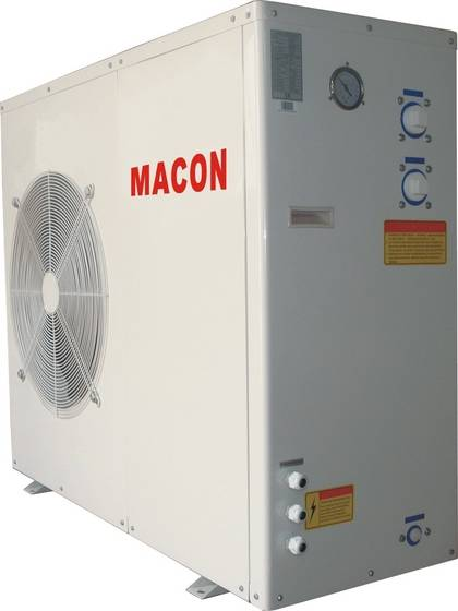 Swimming Pool Water Chillers : Inch digital information display id product