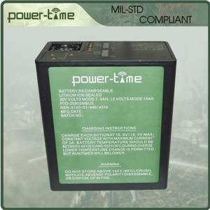 Wholesale Battery Packs: MIL-PRF-32383 Battery BB-2590 with Smbus