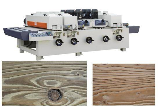 wood flooring polishing machine