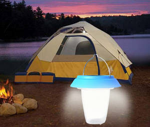 Wholesale Solar Energy Systems: Energy Saving Camping Portable Solar Lamp LED Light