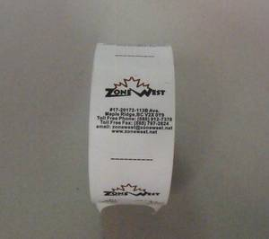 Wholesale care label: Cotton Wash Care Label for Garment