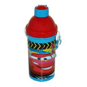 Wholesale Bottles: 500ml Chirdren Water Bottle with Straw