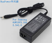 Replacement 19V 3.15A 60W 5.5x3.0 Laptop Adapter for SAMSUNG