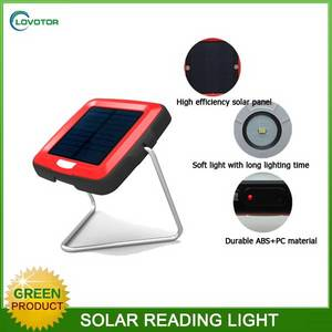 Wholesale mobile solar charger: Portable Solar Powered LED Reading Lamp LED Reading Table Lamp with Nokia Mobile Charger