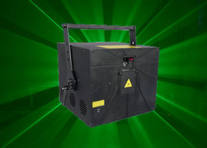 Wholesale green laser light: 3w Green Stage RGB Laser Light High Power Animated Lasers DJ Equipment